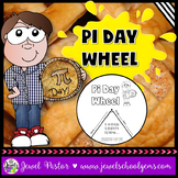 Pi Day Activities Elementary (Pi Day Craft)