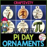 Pi Day 3D Ornaments Craftivity