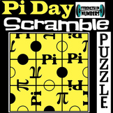 Pi Day 3x3 SCRAMBLE Puzzle for Early Finishers