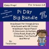 Pi Day Activities Big Bundle