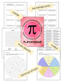 Pi Day Activities for Secondary Students