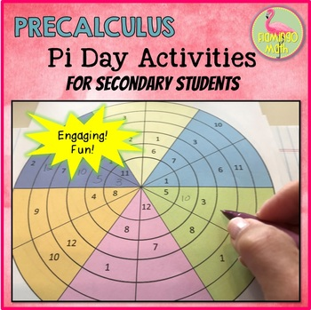 pi day activities for secondary students by jean adams tpt. Black Bedroom Furniture Sets. Home Design Ideas