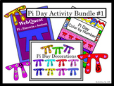 Pi Day Activity Bundle #1