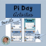 Pi Day Activities Bundle