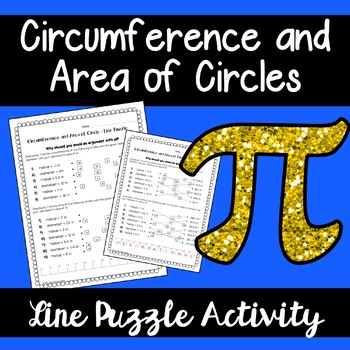 Pi Day Activity - Circumference and Area