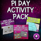Pi Day Activity Pack