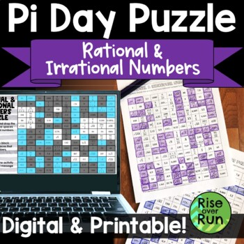 Pi day acitivity rational and irrational numbers by rise over run pi day acitivity rational and irrational numbers ibookread PDF