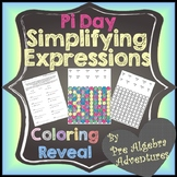 Simplifying Expressions Coloring {Simplifying Expressions