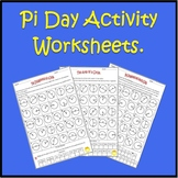 Pi Day Activities - The circumference and area of a circle.
