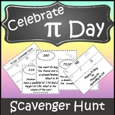 Pi Day Scavenger Hunt {Pi Day Activity Middle School}{Pi Day High School}
