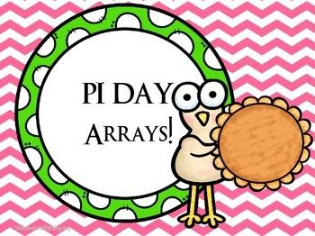 Pi Day Arrays