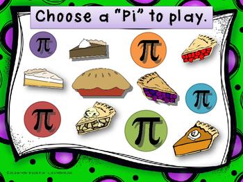 Pi Day--Aural Melody Recognition Game {sol mi la}