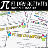 Pi Day Bee: A Pi Day Activity for Middle School Students