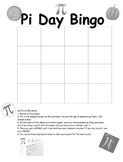 Pi Day Bingo