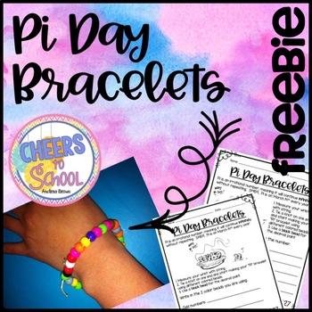 Pi Day Bracelets Craftivity