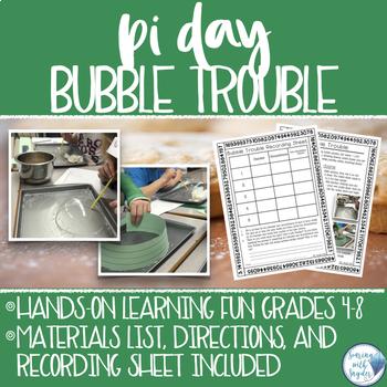 Pi Day Bubble Trouble Fun