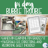 Pi Day Activity--Hands-On Higher Level Thinking Lesson