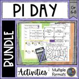 Pi Day Activity Bundle
