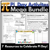 Pi Day Activities Mega Bundle