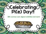 Pi Day Celebration--Circles and Beyond!
