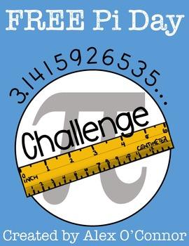 Pi Day Challenge - Math in the Upper Grades