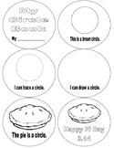 Pi Day Circle Book