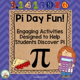 Pi Day!  Circumference and Diameter