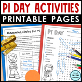 Pi Day Pages
