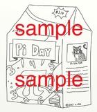 Pi Day Coloring Sheet!