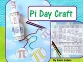 Pi Day {A Pi Day Math Craftivity} Pi Day Mobile