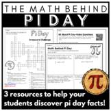 Pi Day Crossword Challenge Activity