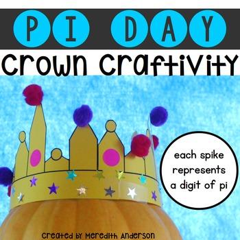 Pi Day Craft