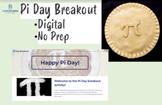 Pi Day Activity (Breakout)