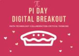 Pi Day Digital Breakout Escape Room