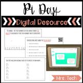 Pi Day - Digital Resource