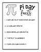 Pi Day Digits Banner