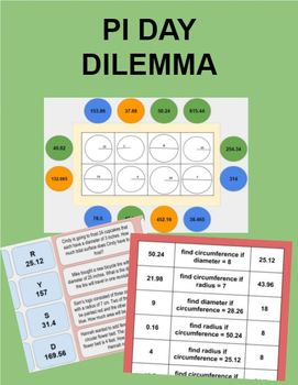 Pi Day Dilemma Digital Breakout