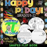 PI DAY FLIP BOOK