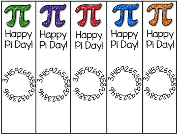Pi Day Freebie