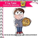 Pi Day Freebie clipart