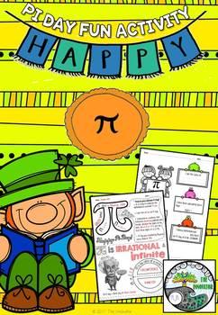 Pi Day - Fun Activity....!!