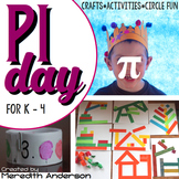 Pi Day Activities - Circle Math and Art Fun for Elementary