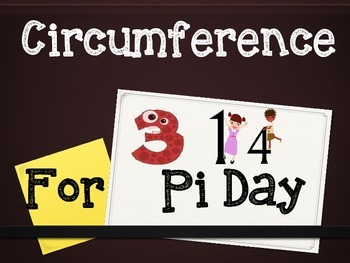 Circumference for Pi Day