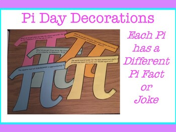 Pi Day Garland