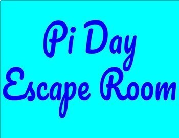 Pi Day Google Escape Room