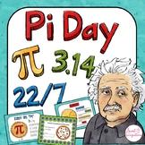 Pi Day Google Slides™ Digital Activity