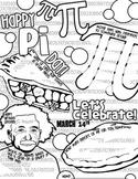 Pi Day Graphic Organizer Activity Poster Freebie
