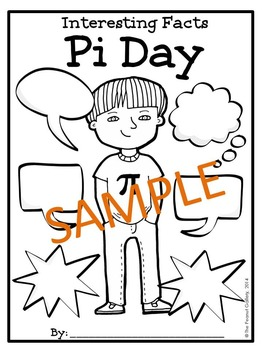 Pi Day Graphic Organizers
