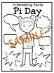 Pi Day Graphic Organizers