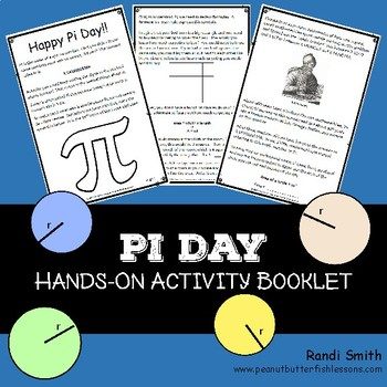Pi Day Hands-On Activity Booklet